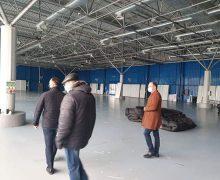 Primarul capitalei – la MoldExpo, unde va fi deschis un centru de triere