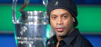 Ronaldinho are din nou probleme cu legea! Infracțiunea pentru care brazilianul a fost reținut de poliție