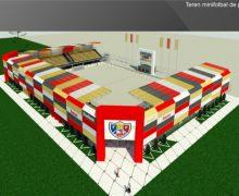 FIFA va finanța construcția unui stadion de fotbal pe plajă din Chișinău