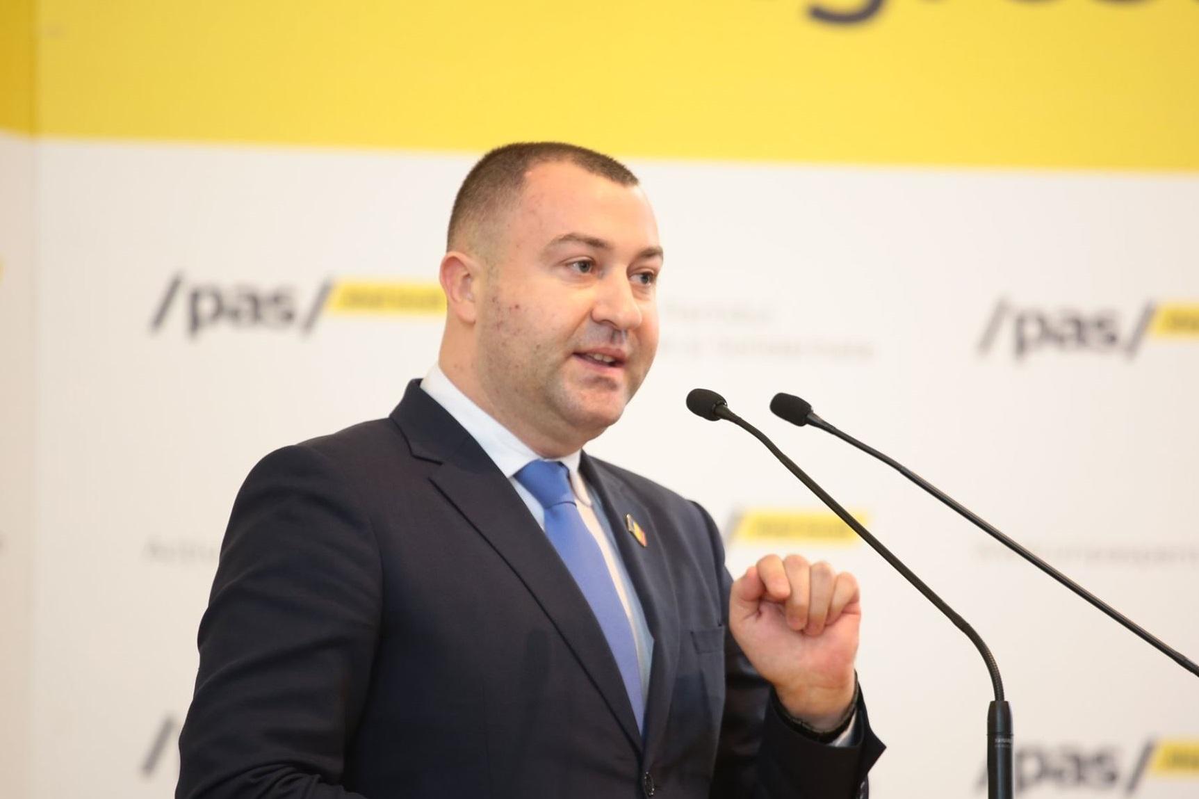 Deputat PAS: Un nou guvern ar fi mai ineficient decât Guvernul Chicu pe motiv că…