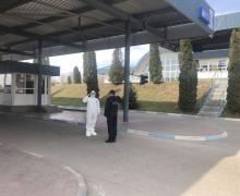 Corneliu Groza, la Punctul de trecere a frontierei Giurgiulești-Galați. Uite ce a cerut polițiștilor de frontieră!