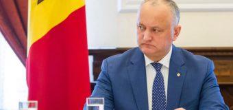 """Declarație: """"Atacurile furibunde la adresa Diasporei au scos la iveală adevărata față a lui Igor Dodon"""""""