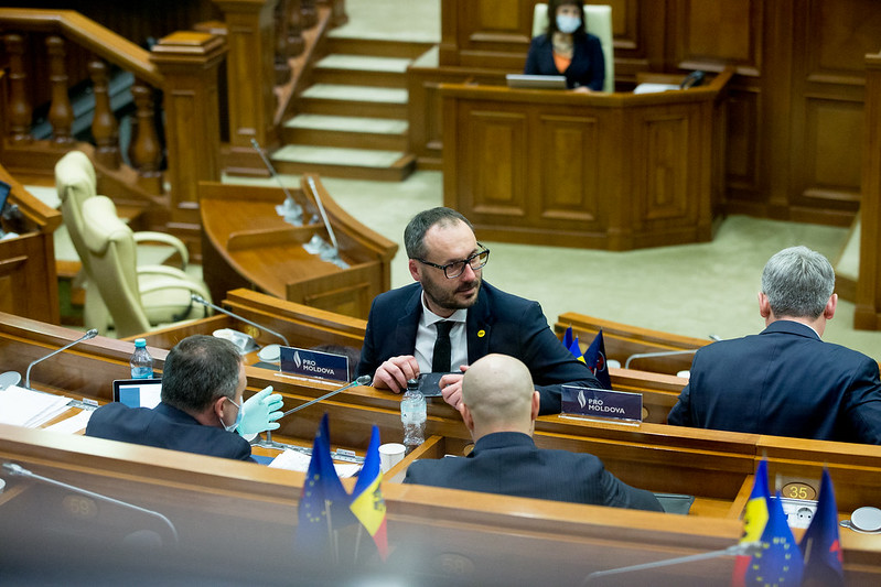 Deputat: Sunt voci care afirmă că, înainte de dizolvarea Parlamentului trebuie…