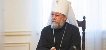 Mitropolia Moldovei i-a adresat o scrisoare primarului capitalei