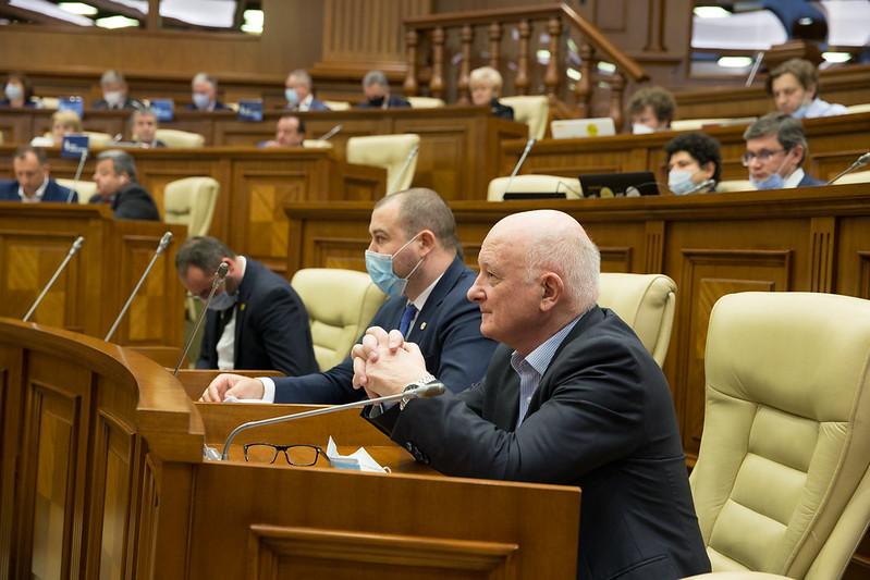 Deputat: Neînregistrarea lui Candu în calitate de candidat în cursa prezidențială a fost o acțiune gândită