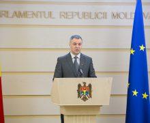 Țîcu se adresează forțelor din Parlament: Este necesară crearea de urgență a unei majorități parlamentare antisocialiste