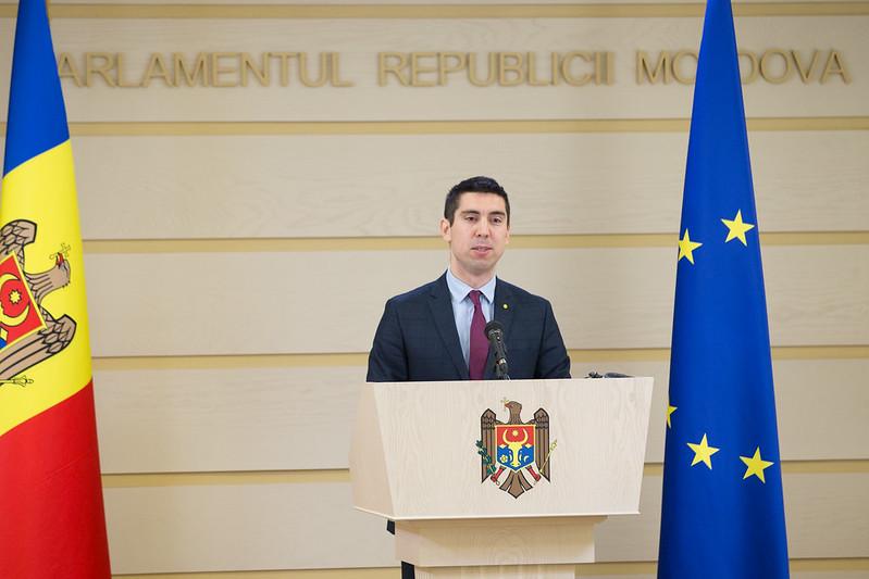 """Ideea unui deputat PAS """"privind declanșarea alegerilor parlamentare anticipate""""!"""