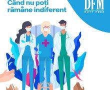 Echipamente și utilaje medicale oferite de compania DFM medicilor din R. Moldova; Administrația Spitalului de Urgență apreciază donația