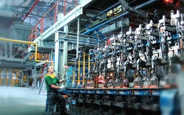 Fabrica de Sticlă din Chișinău, la 50 de ani de activitate