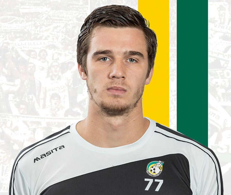 Portarul Alexei Koșelev – ales de suporterii echipei Fortuna Sittard cel mai bun jucător