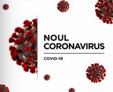 202 cazuri noi de COVID-19 și două decese