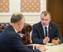 Ion Chicu: Odată cu reluarea activităților a unor sectoare economice, atestăm o îmbunătățire a bugetului