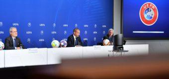 UEFA a decis! Calendarul actualizat al competițiilor europene