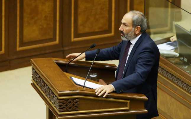 Premierul Armeniei a anunţat că a fost testat pozitiv cu noul Coronavirus