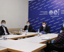 Șefia ANSA a avut o discuție cu membrii Camerei de Comerț și Industrie a Republicii Moldova
