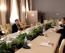 Șefia ANSA a avut o discuție cu Ambasadorul Republicii Belarus în țara noastră