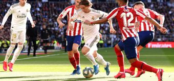 Real și Atletico s-au unit pentru a ajuta familiile vulnerabile din Madrid