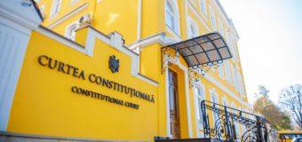 Curtea Constituțională, deocamdată, nu se poate pronunța cu privire la legalitatea alegerilor prezidențiale