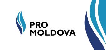 """""""Pro Moldova"""": Îndemnăm toți cetățenii să o votăm la funcția de Președinte pe Maia Sandu"""