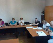 """În cadrul ședinței IP FISM a fost aprobată finanțarea subproiectului """"Lucrări civile la Liceul Teoretic """"Alecu Russo"""" din s. Cojușna"""
