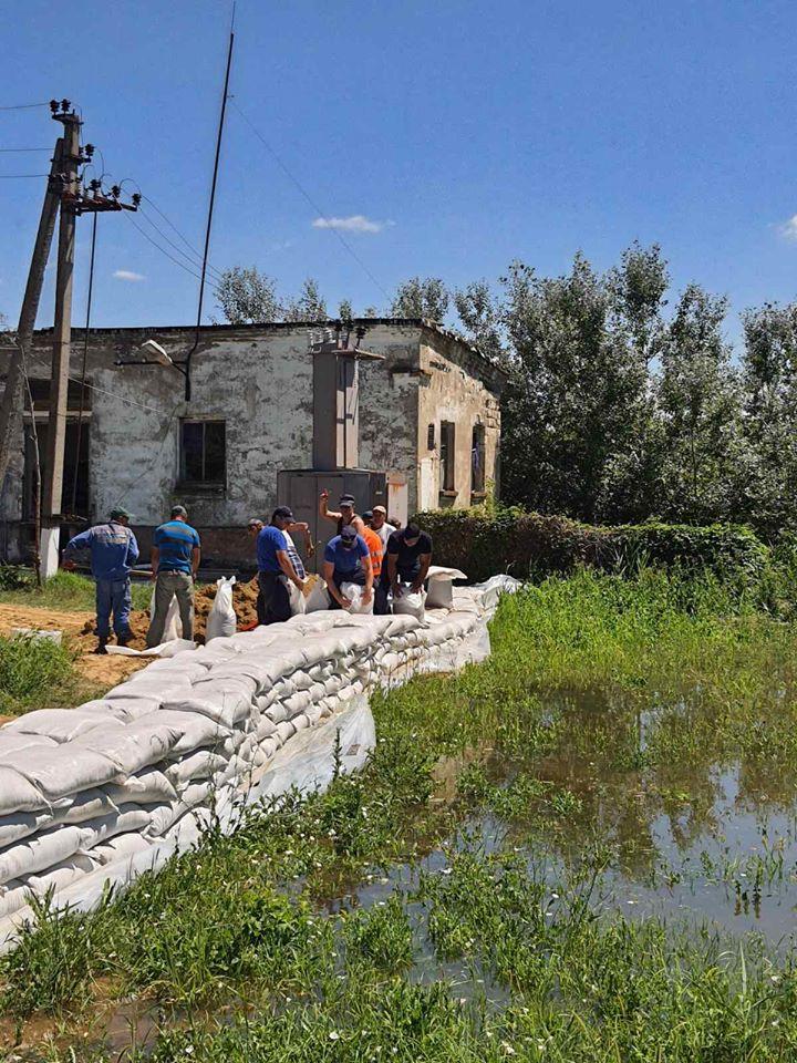 Au deteriorat digul de protecție al râului Nistru pentru a-și inunda culturile agricole și a primi subvenții de la stat