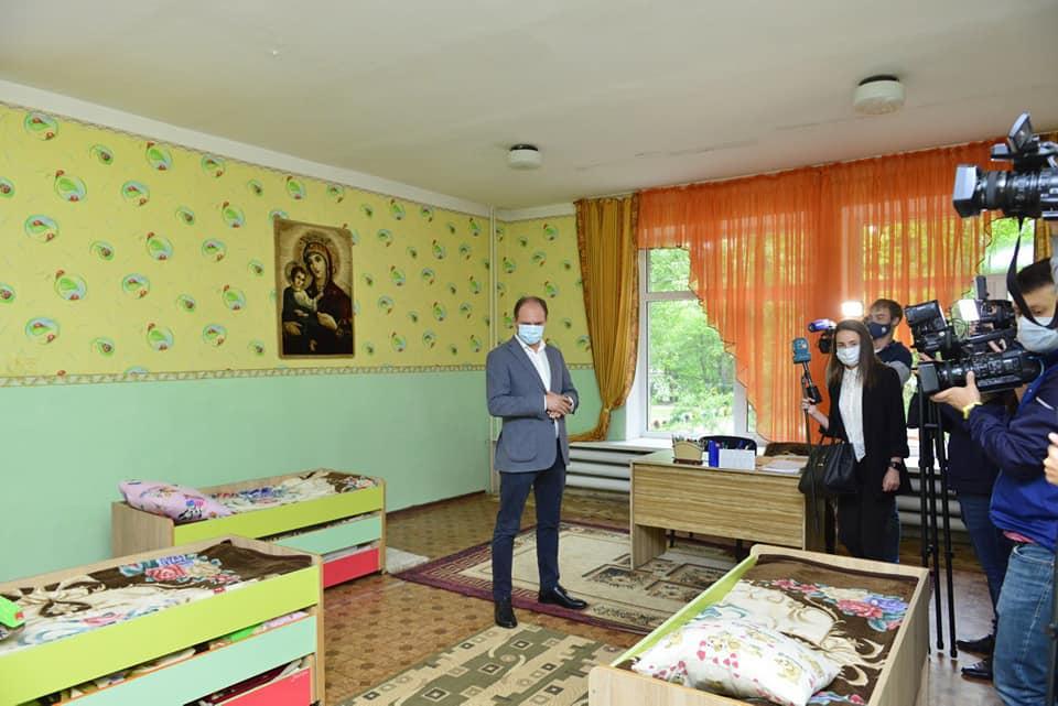 Ceban: În această perioadă se află în toi reparațiile în grădinițele din capitală