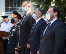 Alți 41 militari pleacă în Kosovo! Chicu: Tot respectul pentru curaj