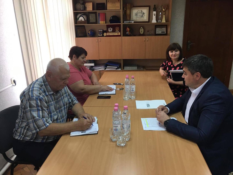 Directorul FISM a convenit cu conducerea raionului Ialoveni să consolideze colaborarea