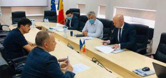 Ce a discutat directorul general al Agenției Medicamentului și Dispozitivelor Medicale cu reprezentanții companiei Balkan Pharmaceuticals