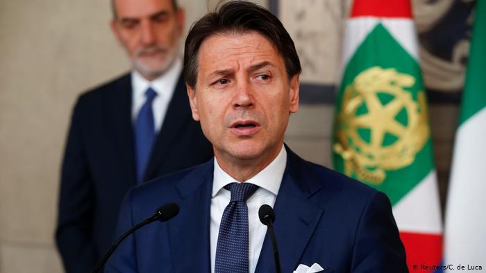 Premierul italian Giuseppe Conte cere prelungirea stării de urgenţă