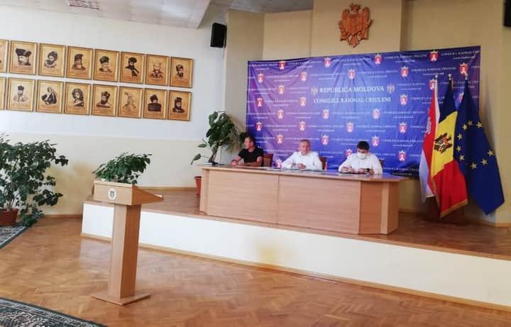 Directorul IP FISM a întreprins o vizită de lucru în raionul Criuleni