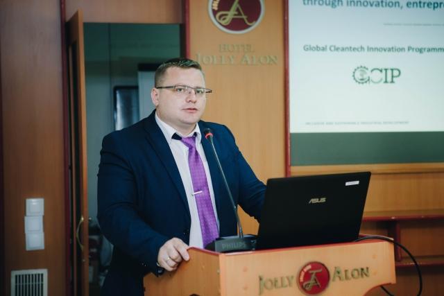 """(INTERVIU) Alexandru Ciudin: """"Agenția pentru Eficiență Energetică a reușit să asigure implementarea politicii statului în domeniu, în pofida tuturor impedimentelor cu care ne-am confruntat"""""""