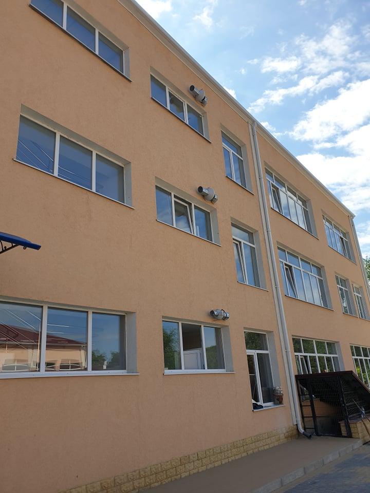 """Echipa FISM, într-o vizită de monitorizare la Liceul Teoretic """"Ștefan Holban"""" din s. Cărpineni, raionul Hîncești"""