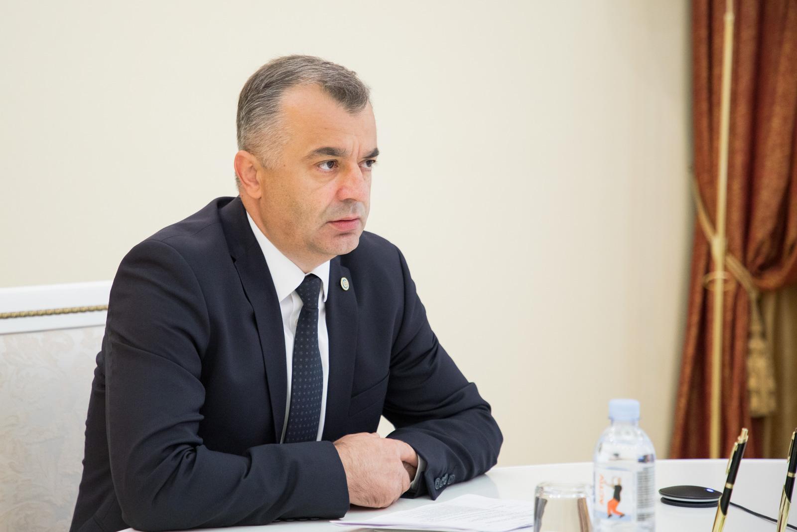 Ion Chicu: Cifra planificată a veniturilor anuale 2020 a fost îndeplinită ieri. Avem supraîndeplinire