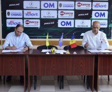 """Primăria Chișinău și Clubul Sportiv """"Buiucani"""" au semnat un Acord. Ce presupune"""