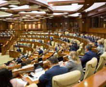 Numărul de moțiuni depuse în Parlament în sesiunea de primăvară!