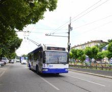 Transportul public din Chișinău va circula în regim obișnuit și în zilele de weekend