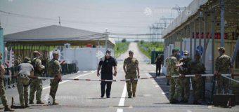 """Ucraina: O """"încetare completă a focului"""" a intrat în vigoare în zona de conflict din estul ţării"""