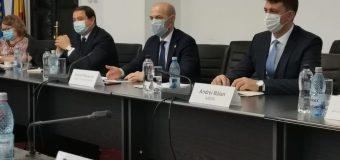 Directorul general al AMDM a avut o întrevedere cu omologul său român. Au semnat un Memorandum privind cooperarea interinstituțională!