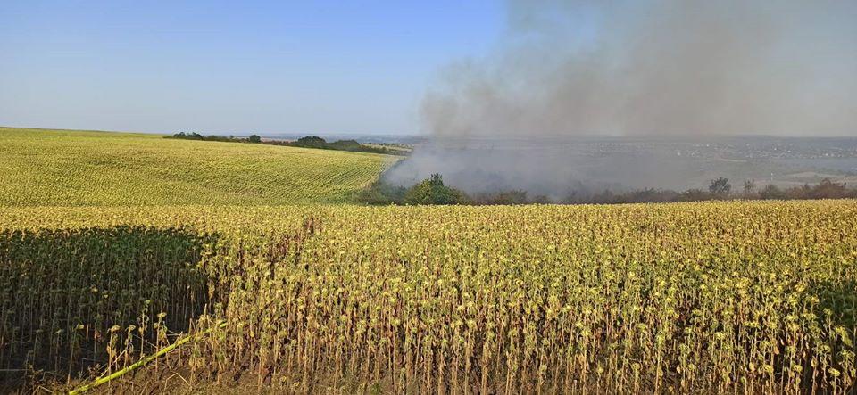 Peste 40 de focare de ardere au fost stinse de pompieri, în ultimele 24 de ore