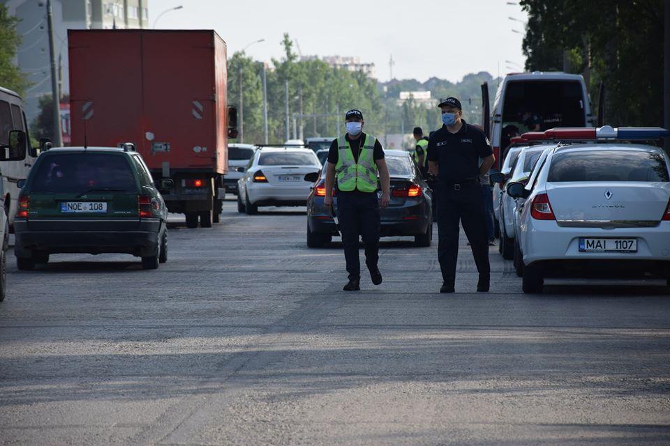 17 accidente rutiere s-au produs pe teritoriul țării, în ultimele 2 zile