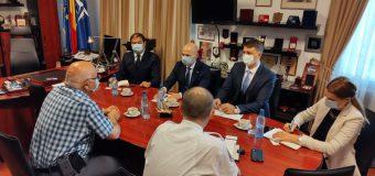 Directorul General al AMDM, la discuții cu cu Secretarul de Stat al Ministerului Afacerilor Interne a României!