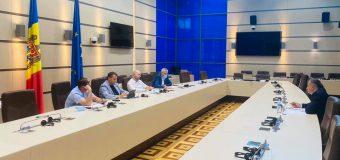 Prima ședință privind depășirea crizei în agricultură! A fost prezent Ion Chicu