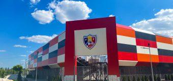 """Stadionul de fotbal pe plajă din parcul """"La Izvor"""" – gata în proporție de 95% (FOTO)"""