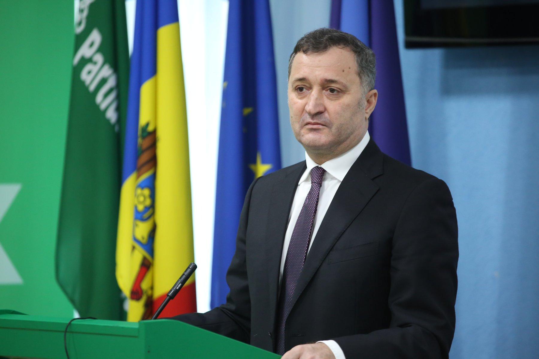 Vlad Filat: Odată cu instalarea noii puteri pro-europene, Republica Moldova a intrat într-o nouă etapă