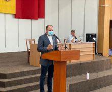 """Ion Ceban a solicitat demisia directorului Î.M. """"Autosalubritate"""""""