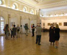 """Muzeul Național de Artă a Moldovei a inaugurat expoziția """"Achiziții și donații 2016-2017"""""""