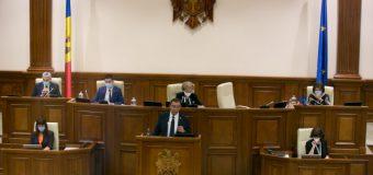 Proiectul de lege privind modificarea Legii bugetului de stat a fost aprobat în prima lectură