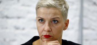 Maria Kolesnikova, figură de prim-plan a opoziţiei din Belarus, şi-a rupt paşaportul pentru a nu fi deportată