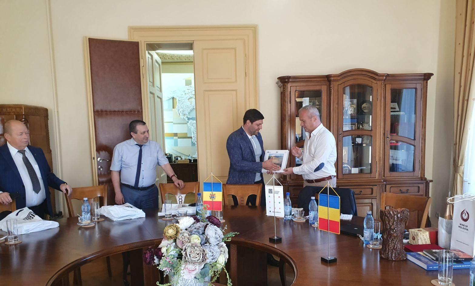 Dezvoltarea și cooperarea în domeniul silviculturii – discutată de oficiali din Republica Moldova și România